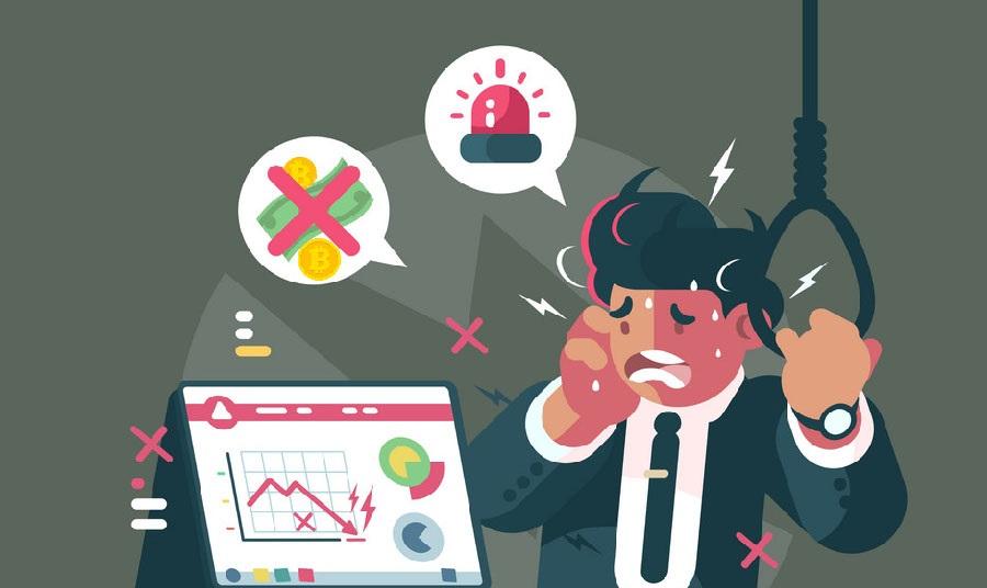 10 اشتباه رایج معامله گران مبتدی